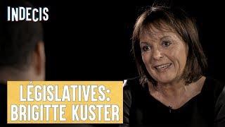 BRIGITTE KUSTER: