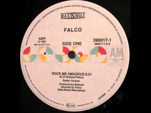 Falco – Rock Me Amadeus 12 Salieri Version