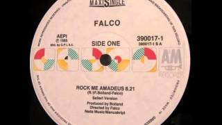 "Falco ‎– Rock Me Amadeus (12"" Salieri Version)"