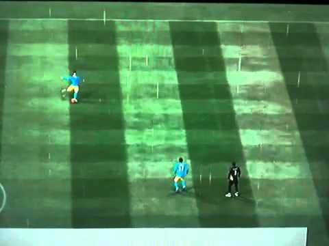 Carlos Teves wonder free kick
