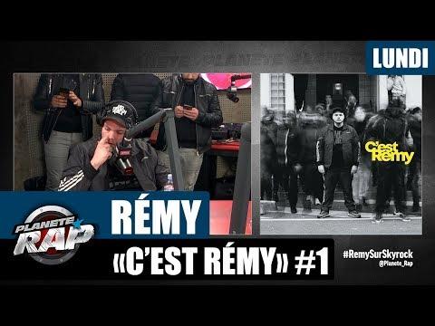"""Planète Rap - Rémy """"C'est Rémy"""" #Lundi"""