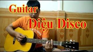 Hướng dẫn Guitar đệm hát - Bài 11: Điệu Disco đơn giản và Kỹ thuật chách câm - Guitar Tiến Quyết