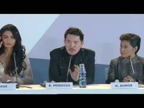 69th Venice Film Festival - Sinapupunan (Thy Womb) Press Conference