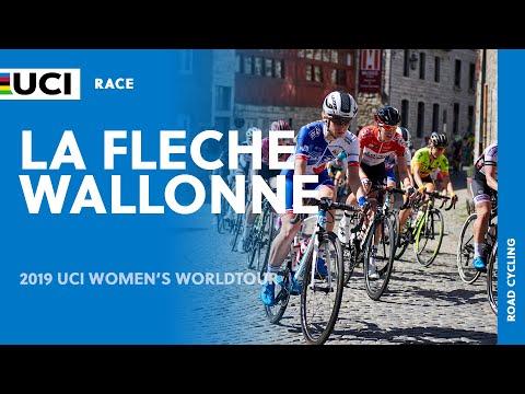 2019 UCI Women's WorldTour – Fleche Wallonne – Highlights