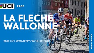 2019 UCI Women's WorldTour – Fleche Wallonne – Highlights