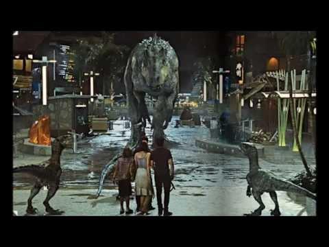 Jurassic World Soundtrack- Costa Rican Standoff