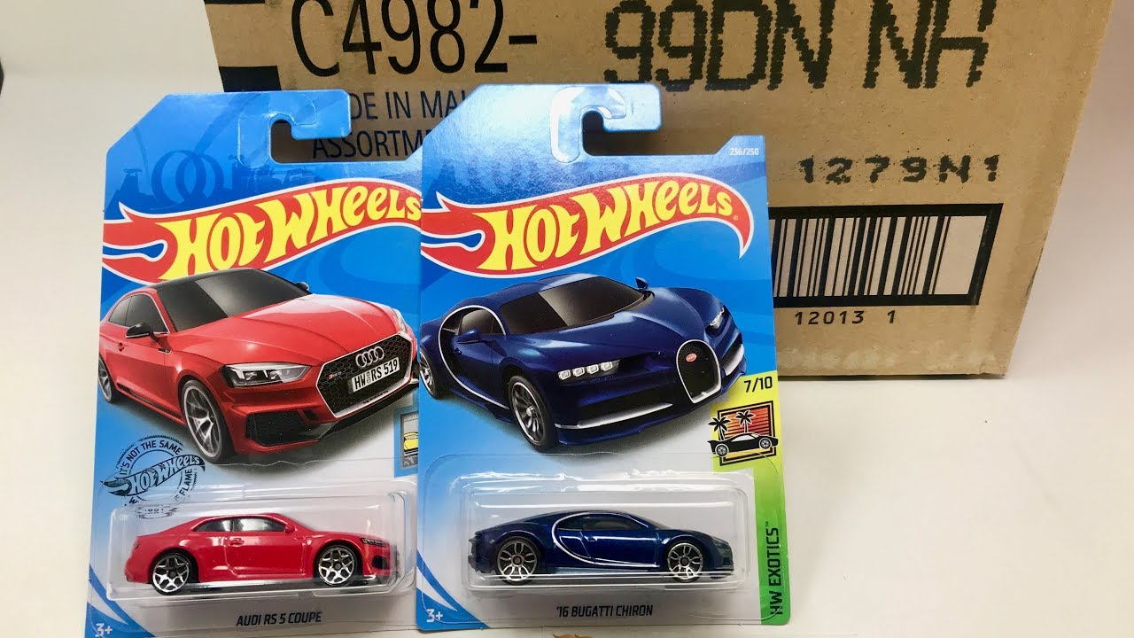 rapid unboxing hot wheels 2019 n case with bugatti chiron lambo super youtube rapid unboxing hot wheels 2019 n case with bugatti chiron lambo super