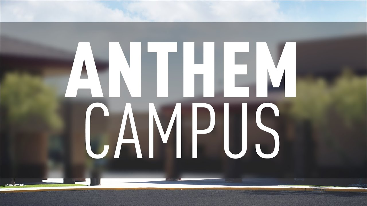 Ccv Peoria Campus Map.Welcome To Ccv Anthem Youtube