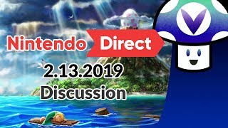 [Vinesauce] Vinny - Nintendo Direct 2.13.2019: Discussion