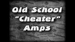 Old School Cheater Car Amplifiers - Orion, Rockford, Phoenix Gold and PPI - 1080p