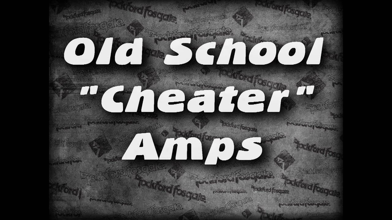 old school cheater car amplifiers orion rockford phoenix gold old school cheater car amplifiers orion rockford phoenix gold and ppi 1080p