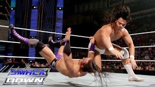 Neville vs. Bo Dallas: SmackDown, Aug. 20, 2015