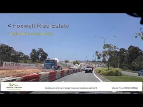 Foxwell Road, Coomera - Development Tour (December 2015)