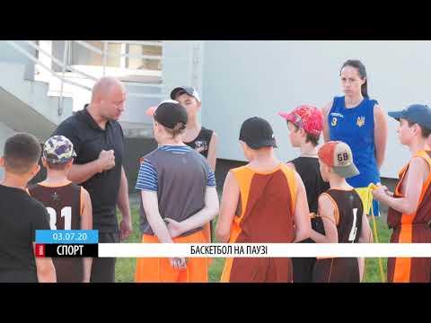 ТРК ВіККА: Баскетбол на паузі: «Черкаські Мавпи» завершили літній тренувальний збір