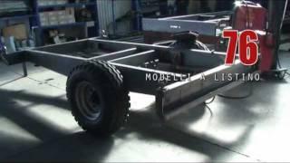 D 39 eusanio macchine agricole for D eusanio rimorchi
