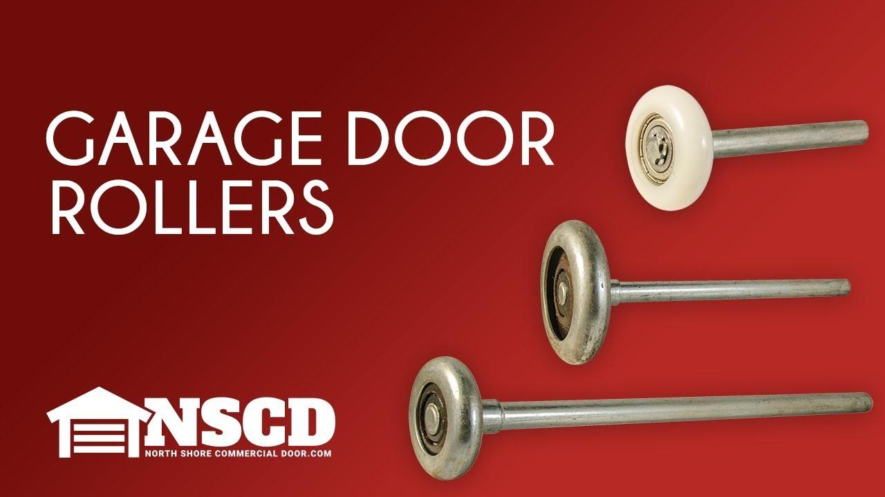 Garage Door Rollers By North Shore Commercial Door