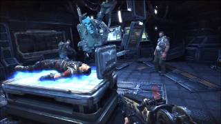 Bulletstorm Walkthrough: Prologue - Chapter 1 [HD] (X360/PS3/PC)