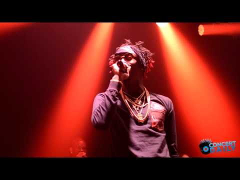 Rich Homie Quan Performs 'They Don't Know' Live at Spring Fling
