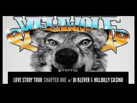 Backstage w/ Hillbilly Casino w/ Yelawolf LOVE STORY: Chapter 1