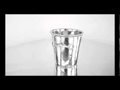 Beatriz Ball Western Collection - Equestrian Metal Ice Bucket