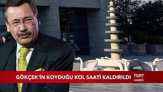 Melih Gökçek 39 in İzleri Ankara 39 dan Yavaş Yavaş Siliniyor