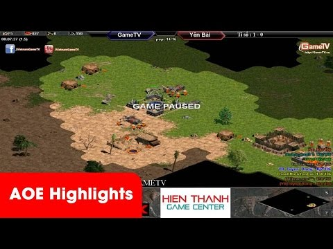 Aoe Highlights - Hoàng tử Carthaginian No1
