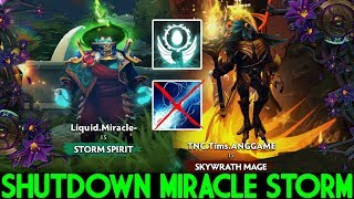 Shutdown MIRACLE Storm - Liquid VS TNC - THE FINAL DAY Group Stage!
