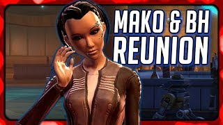 SWTOR: Mako and Female Bounty Hunter Reunion - 5.9 Nathema Conspiracy