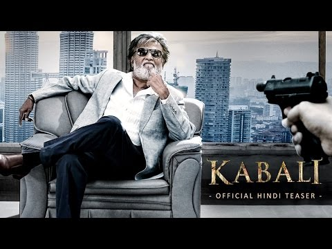 Kabali Movie | Official Hindi Teaser |...
