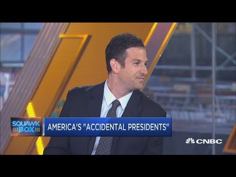 Jared Cohen on what America can learn from 'accidental presidents' Mp3