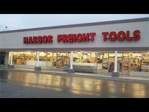 Harbor Freight Tools Worth Buying. Not The Best, But Worth The Price!