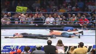 John Cena Vs Undertaker SmackDown 2003 (Part 2-2)