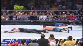 John Cena Vs Undertaker SmackDown 2003 (Part 2-2)