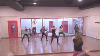 Pussycat Dolls 푸시캣 돌스 Bad Girl 배드 걸 choreography by nydance8