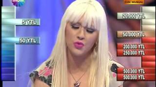 Christina Aguilera - Hurt (Live Acapella @ Turkish Deal Or No Deal) [Clip]