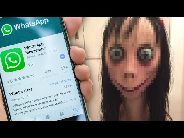Momo Challenge references REMOVED on games including Roblox