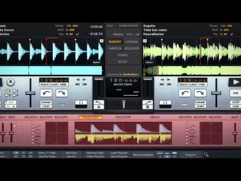 Tutorial: Musik mixen für Einsteiger #1 (DE) - DJ Programm
