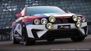 Новая Lancia Delta и лишение прав за тонировку. Блог #10