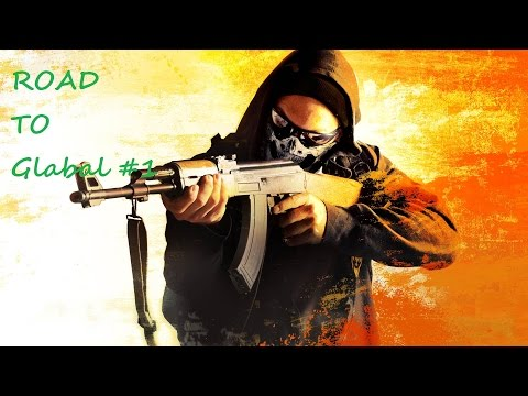 CS:GO Road To Global #1 Русский Мясник