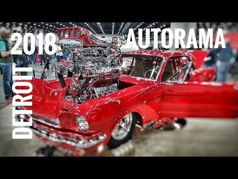 2018 Detroit Autorama 'THE BESTEST'