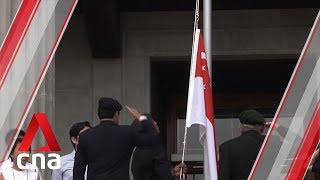 New Recording Of National Anthem To Mark 60th Anniversary Of Singapore's State Symbols