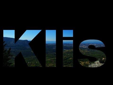 Klis - Croatia - Dalmatia 4K - DJI Phantom 3 Professional