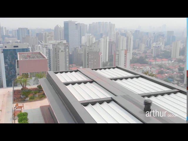 Projeto: Banco Original / Rooftop / Cobertura