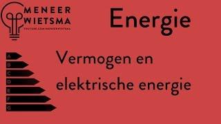 Video Natuurkunde uitleg Energie 3: Vermogen en Elektrische Energie download MP3, 3GP, MP4, WEBM, AVI, FLV Juli 2018