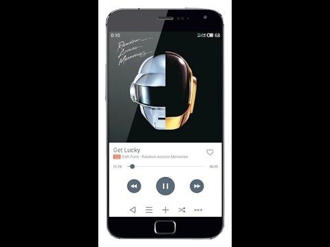 Добавляем музыку или рингтон контакту Meizu M2 Note/M3 Note (S) 5.1.6