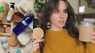 I Tried Zero Waste Beauty & Products (So You Don't Have To) | summer 2019