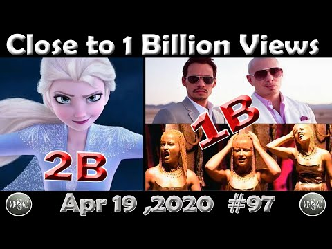 Close To One Billion Views 19 Apr 2020  #97