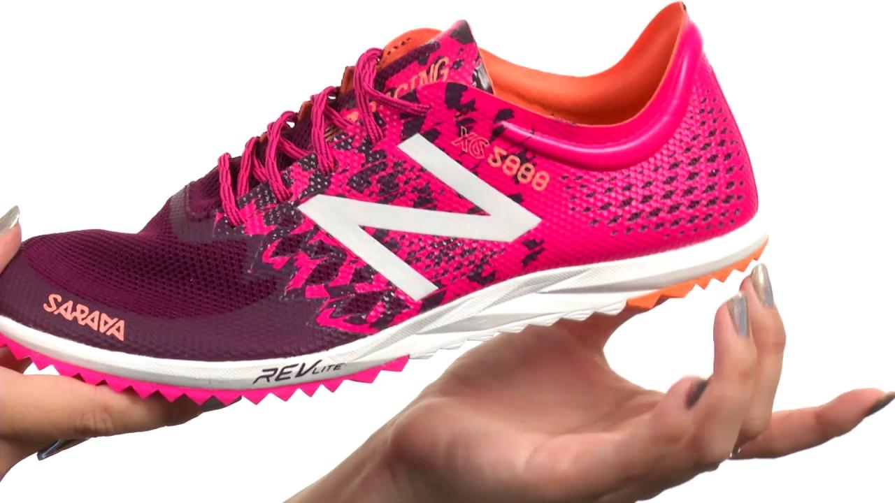 New Balance Xc5000 V3 rosa