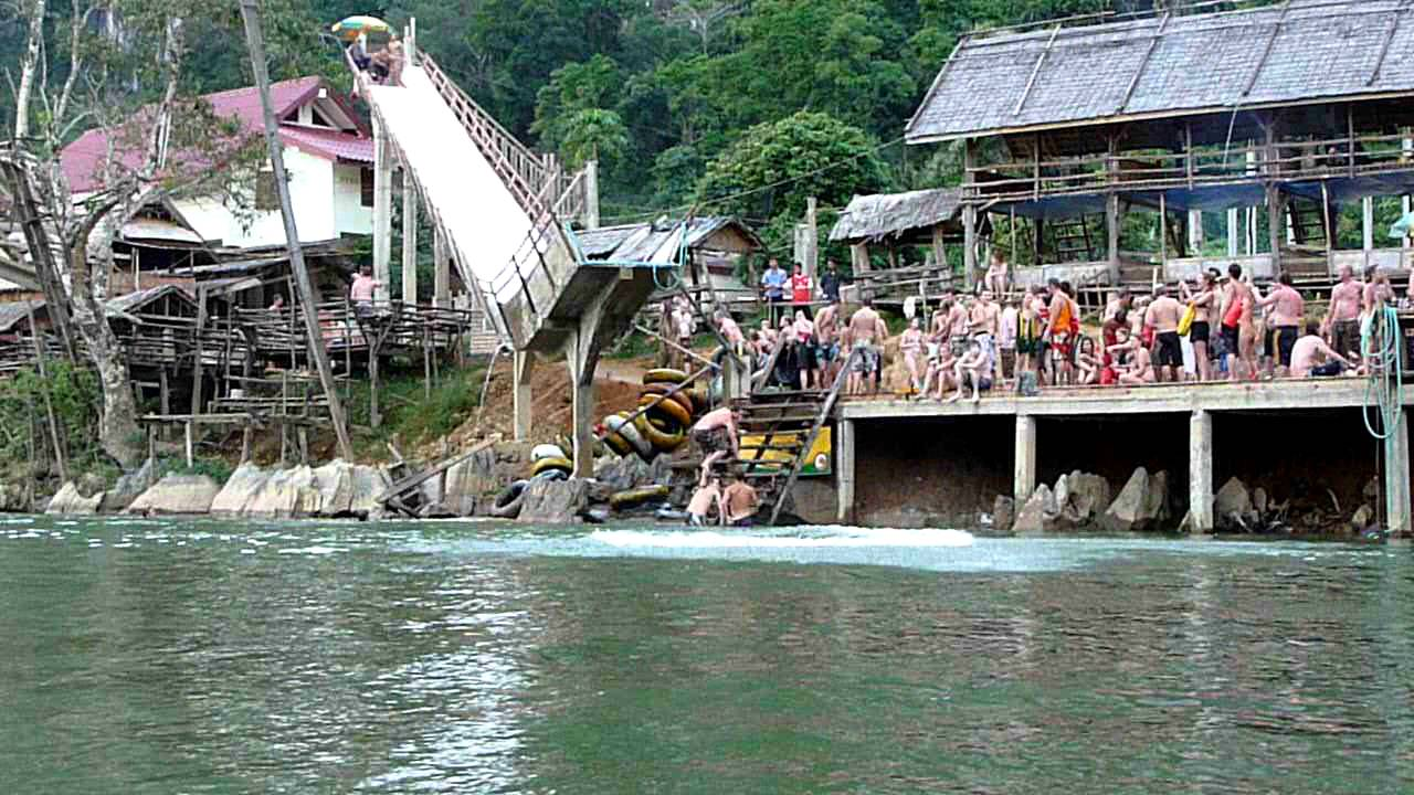 Laos Tube