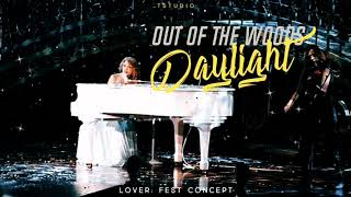Taylor swift - out of the woods / daylight [ lover fest: live concept ] download now!